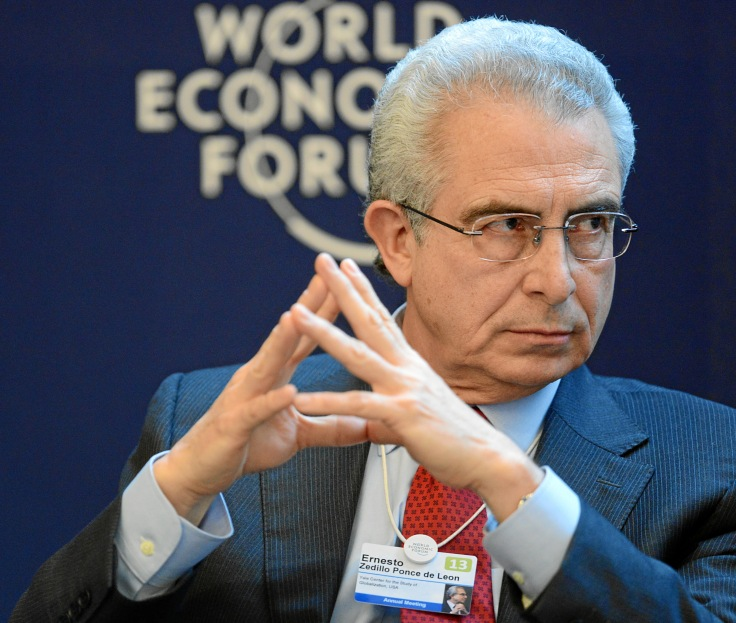 Forum Debate: Winning the War on Drugs: Ernesto Zedillo Ponce de Leon